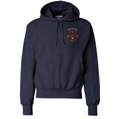 Sweatshirt 12-ounce Hooded Sweatshirt - Champion - Style S1051Fire Department Clothing