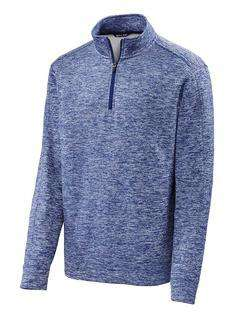 PosiCharge Electric Heather Fleece 1/4 Zip Pullover - Sport-Tek - ST226