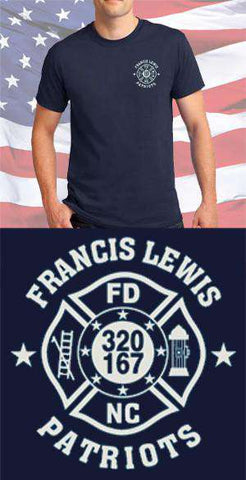 Francis Lewis Fire Department Maltese Cross