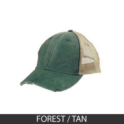 Off-Duty Fire Department Block Letter Ollie Cap - Adams OL102 - EMBFire Department Clothing