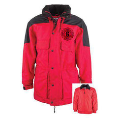 Jacket Yukon Jacket w/ Zip-Out Jacket - Game Sportswear - Style 3100Fire Department Clothing