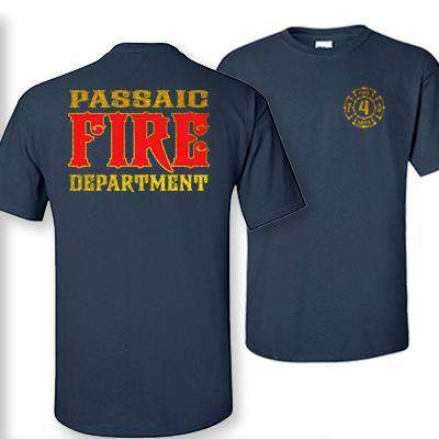Fire Department Clothing | Firefighter T-Shirts | Fireman Workshirts