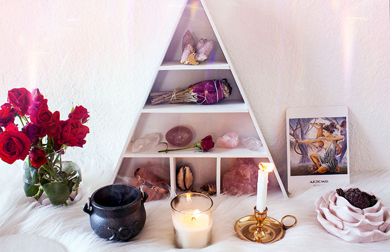 Creating Your Sexual Energy Altar