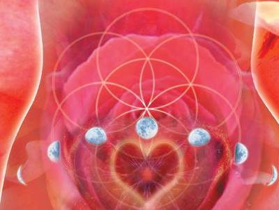 THE SACRED HEART-WOMB CONNECTION AND WHY IT'S SO IMPORTANT