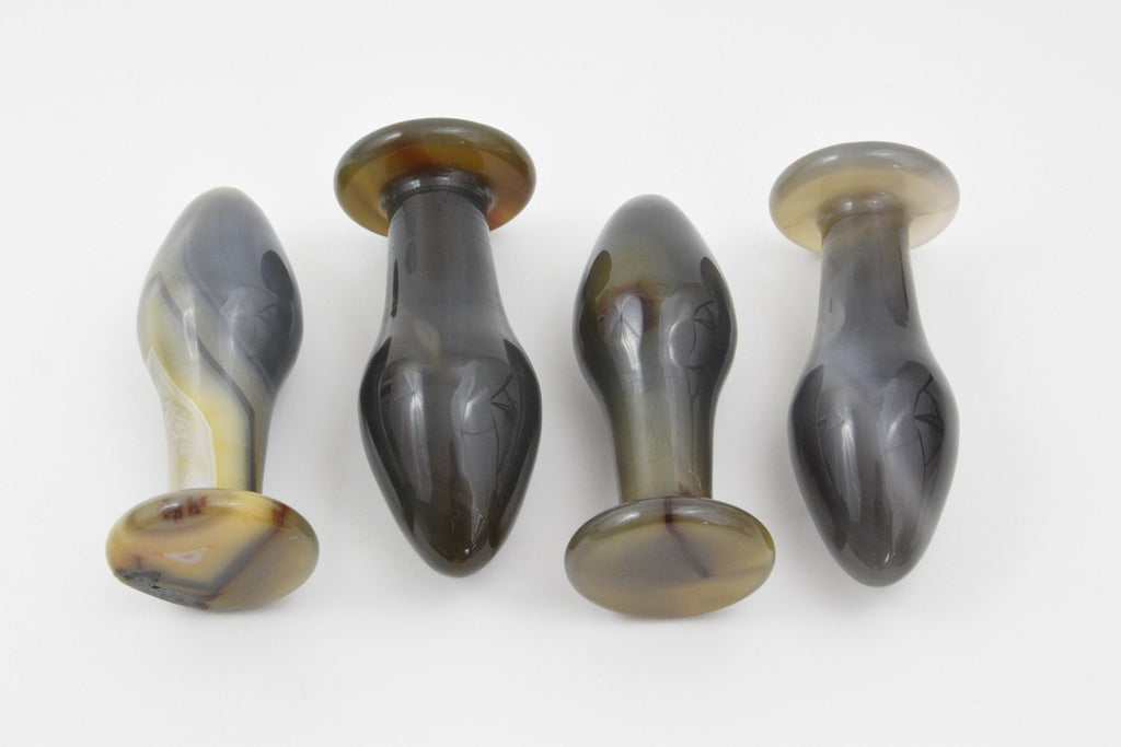 Perfectly Imperfect Anal Plugs