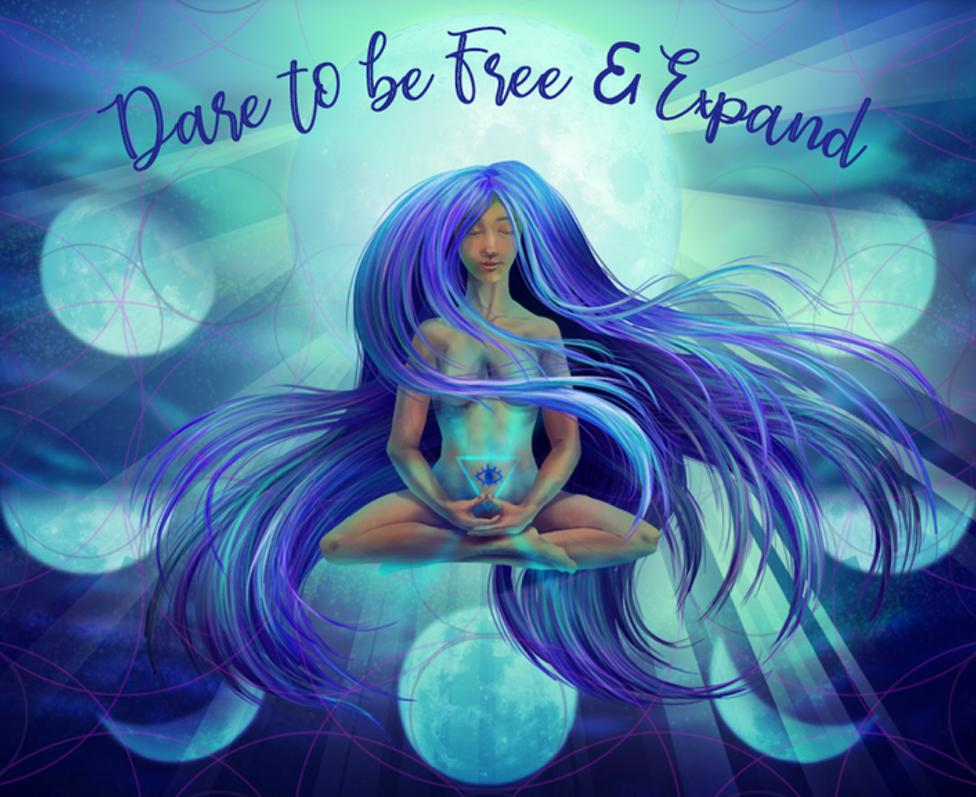 Dare to be Free and Expand | 21 Day Intensive Course