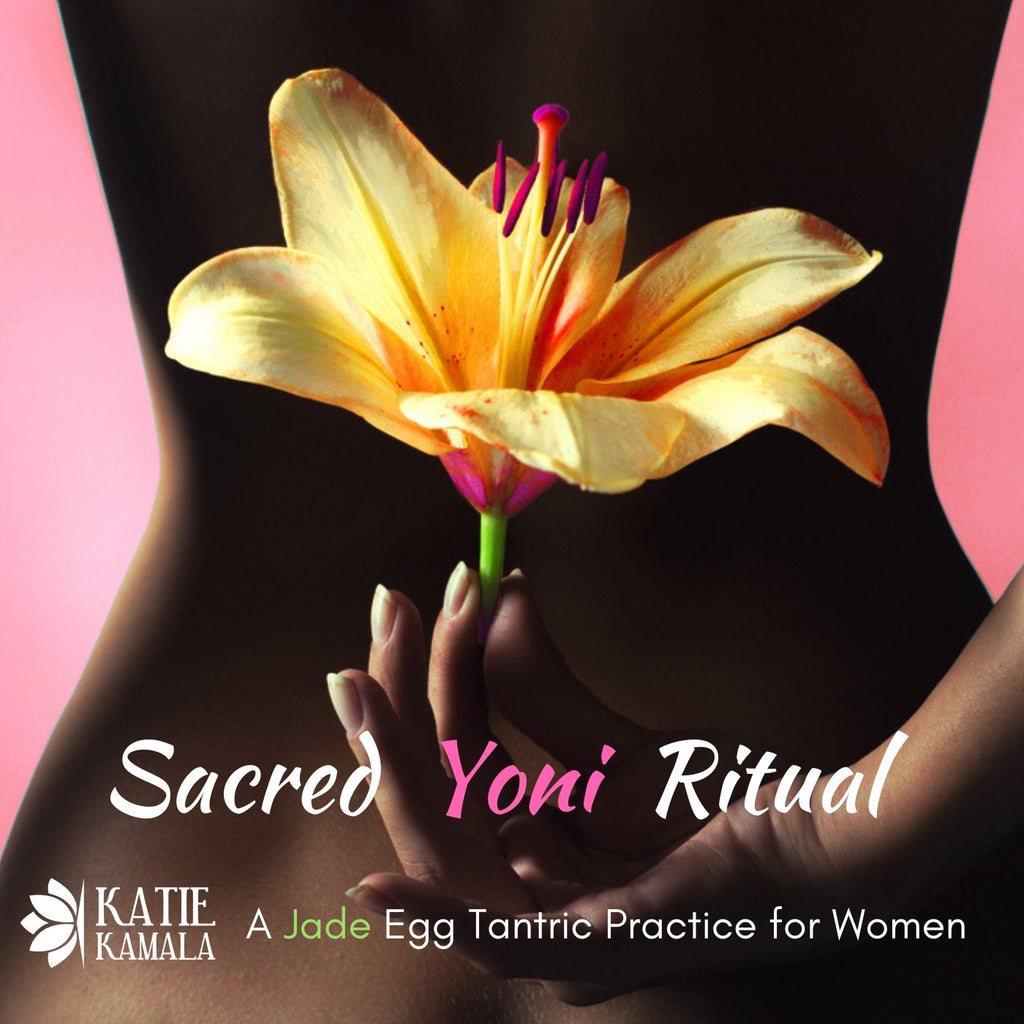 Sacred Yoni Ritual | Guided Practice