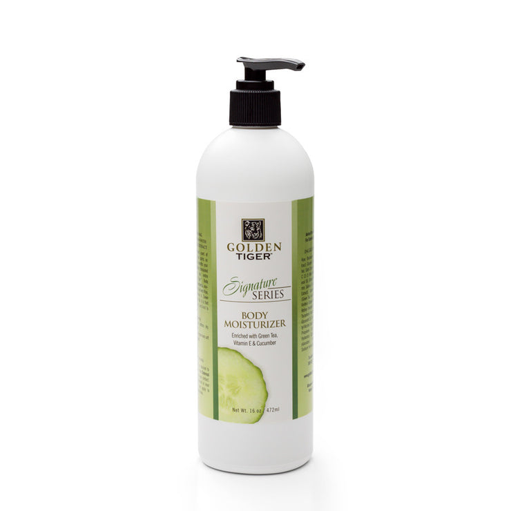Cucumber - Full Body Moisturizing Lotion - 16oz.
