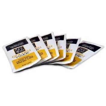 Golden Tiger Pain Relief Cream - 100 Travel Packets