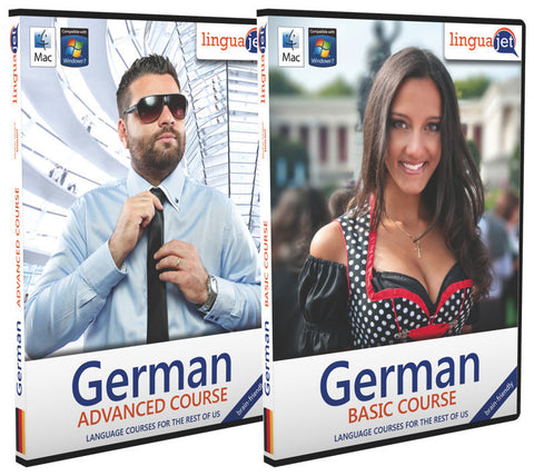German, Double pack (Basic+Advanced)