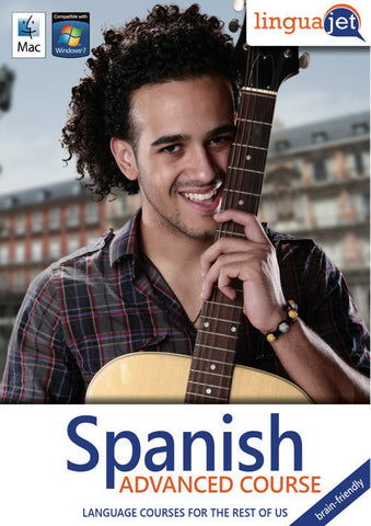 Spanish, Advanced course, the brain-friendly way