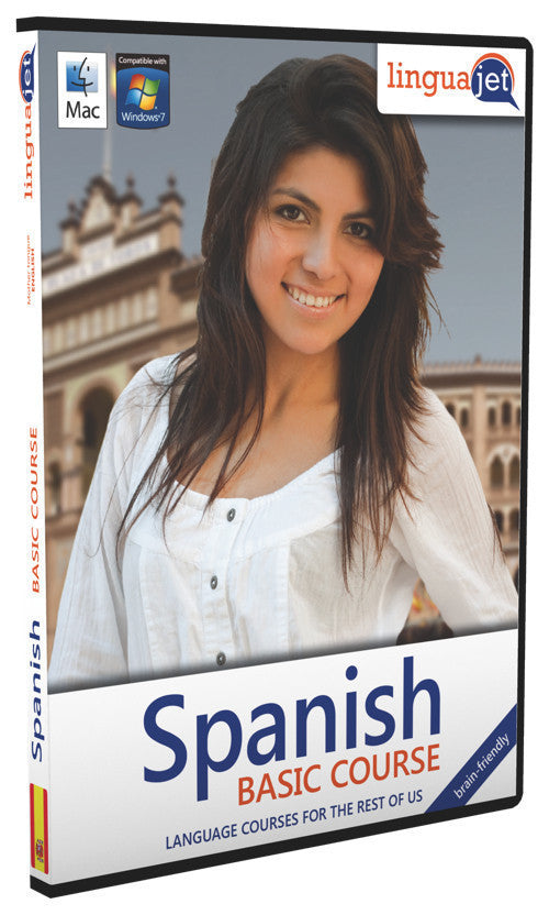 Spanish, Basic Course, the brain-friendly way