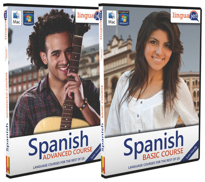 Spanish, Double pack (Basic+Advanced)