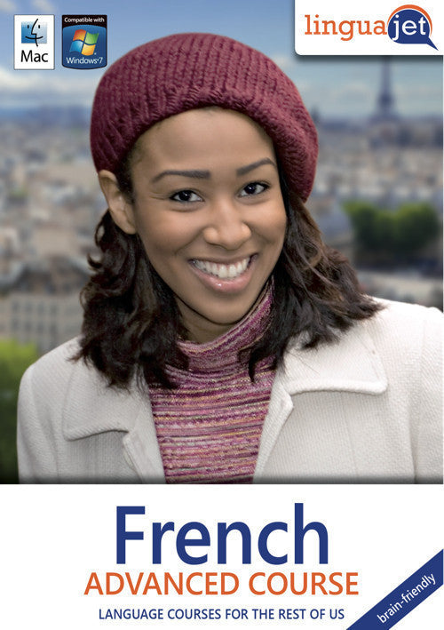 French, Advanced course, the brain-friendly way