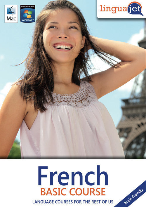 French, Basic course, the brain-friendly way