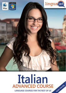 Italian, Advanced course, the brain-friendly way