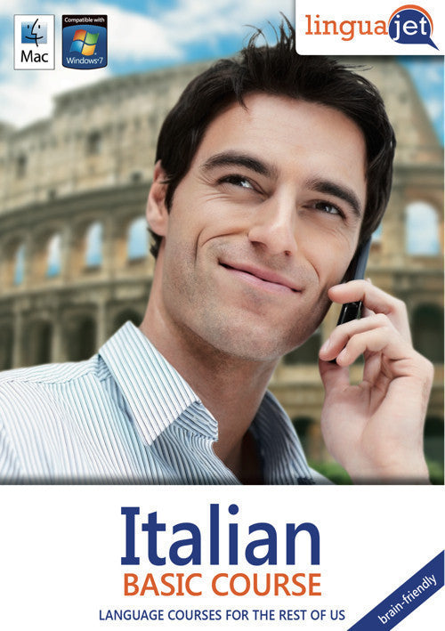 Italian, Basic course, the brain-friendly way
