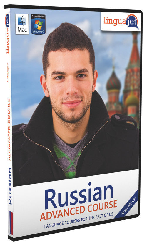 Russian, Advanced course, the brain-friendly way