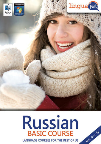Russian, Basic course, the brain-friendly way