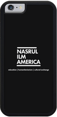 NASRUL ILM AMERICA IPHONE CASE