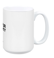 HELP FOR HUMANITY MUG WHITE
