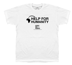 HELP FOR HUMANITY TEE