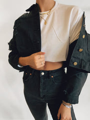 All Nighter Oversized Denim Jacket