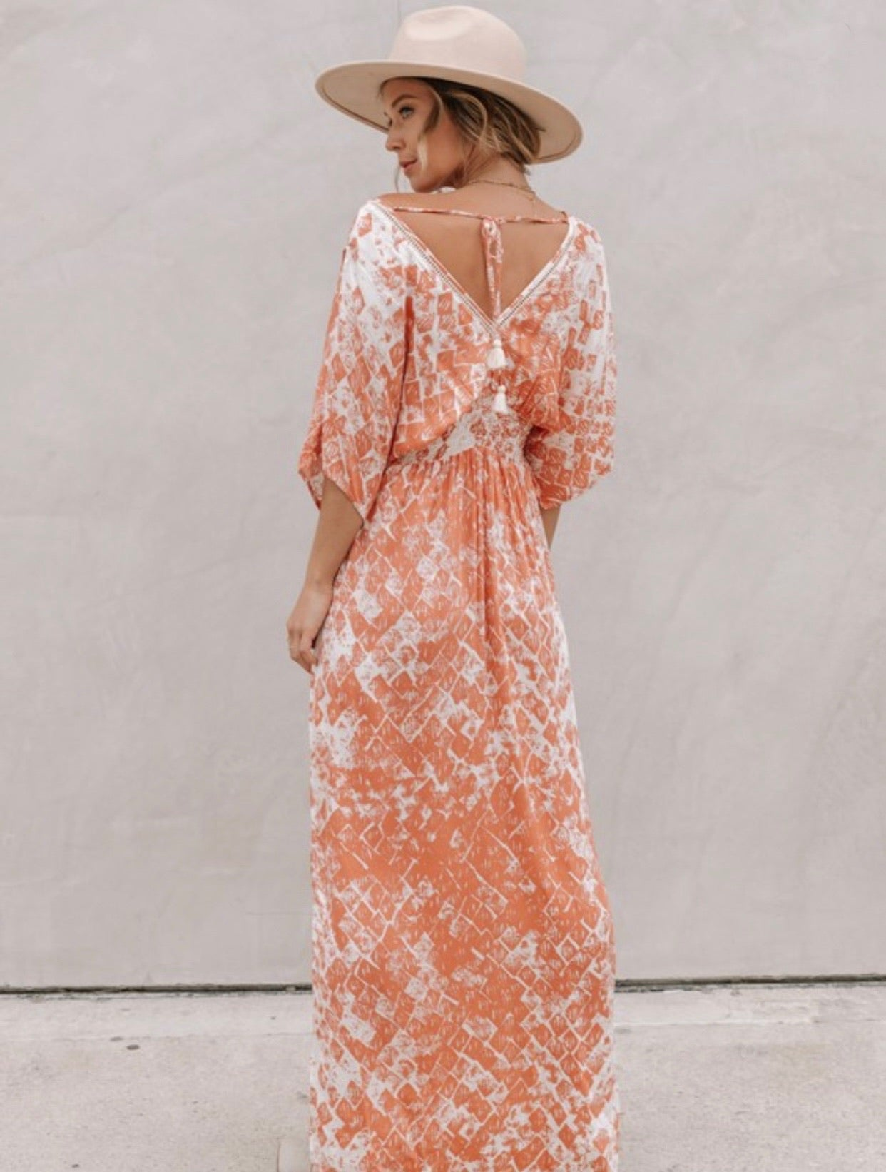 Eyes For You Maxi Dress