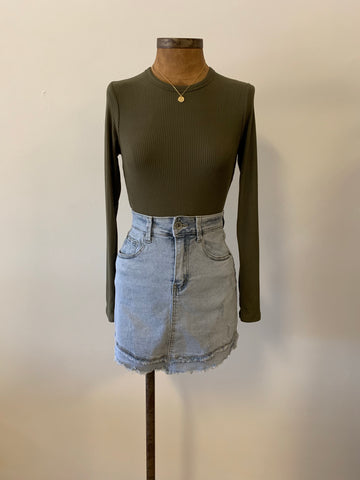 Sydney Denim Skirt