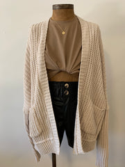 Cozy On Up Knit Cardigan
