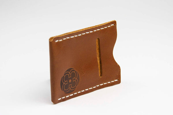Bob Card Holder - Brown