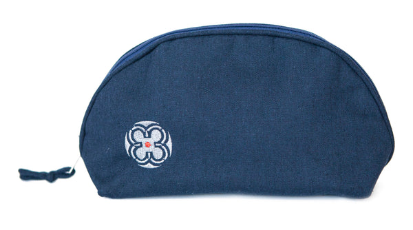 Cosmetic Pouch ~ Navy