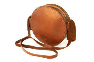 On-the-Go Canteen Bag - Brown