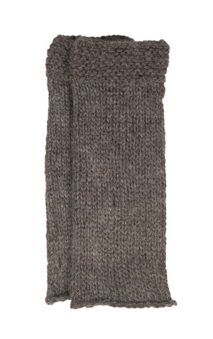 Fingerless Gloves - Oak