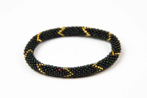 Nepal Mission - Black w/Gold Chevron