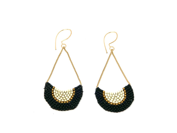 Niche Earrings - Black