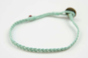 Phkarid - Light Green with thin braided cotton