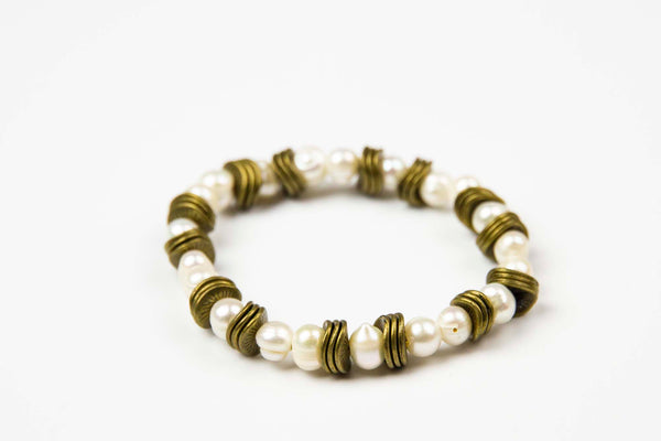 Preahchan - Natural Pearl Beads