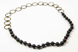 Riep Necklace - Black