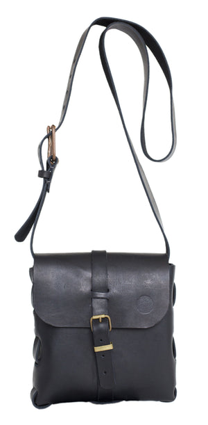 Small Satchel Bag ~ Black