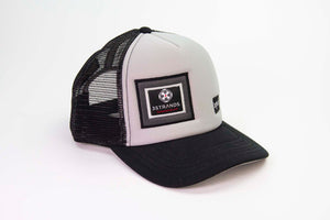 The 3 Strands Classic Trucker Hat - Grey