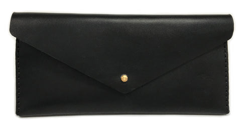 The Wallet ~ Black Leather