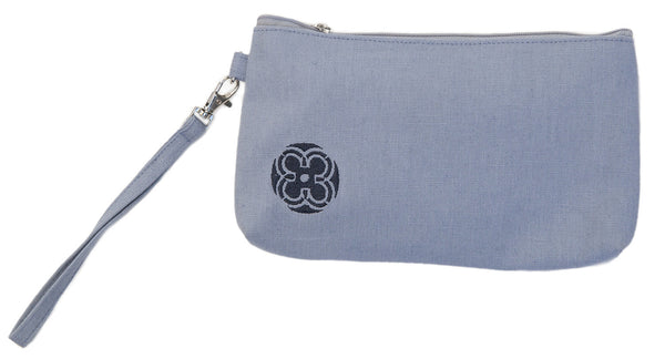 Wristlet ~ Light Blue