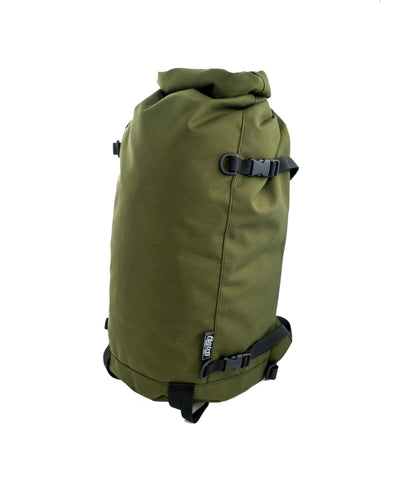 BIGxTOP Gearsack in Olive Side View