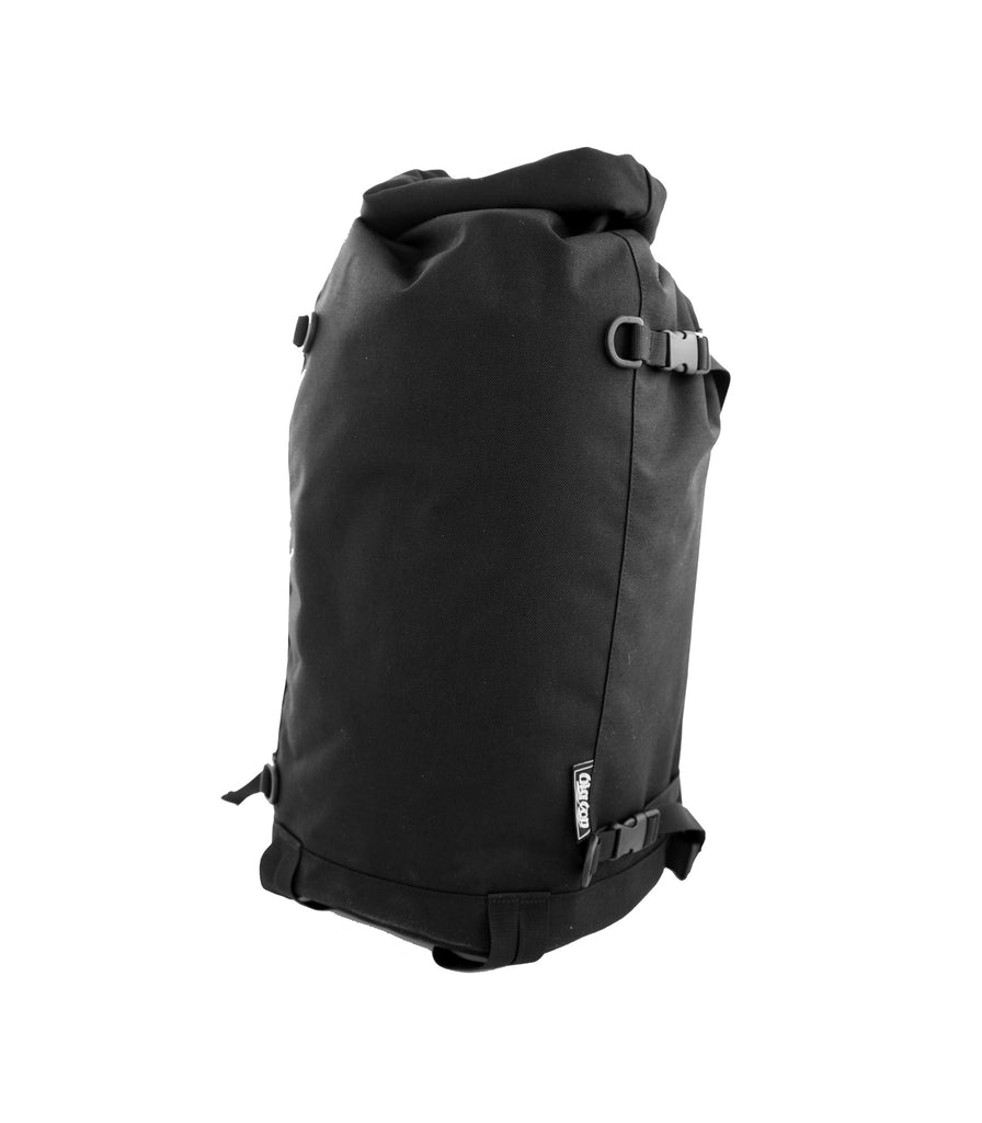 BIGxTOP Gearsack in Black Side View