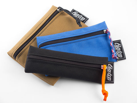 BIGxTOP Flat Pouch in different sizes