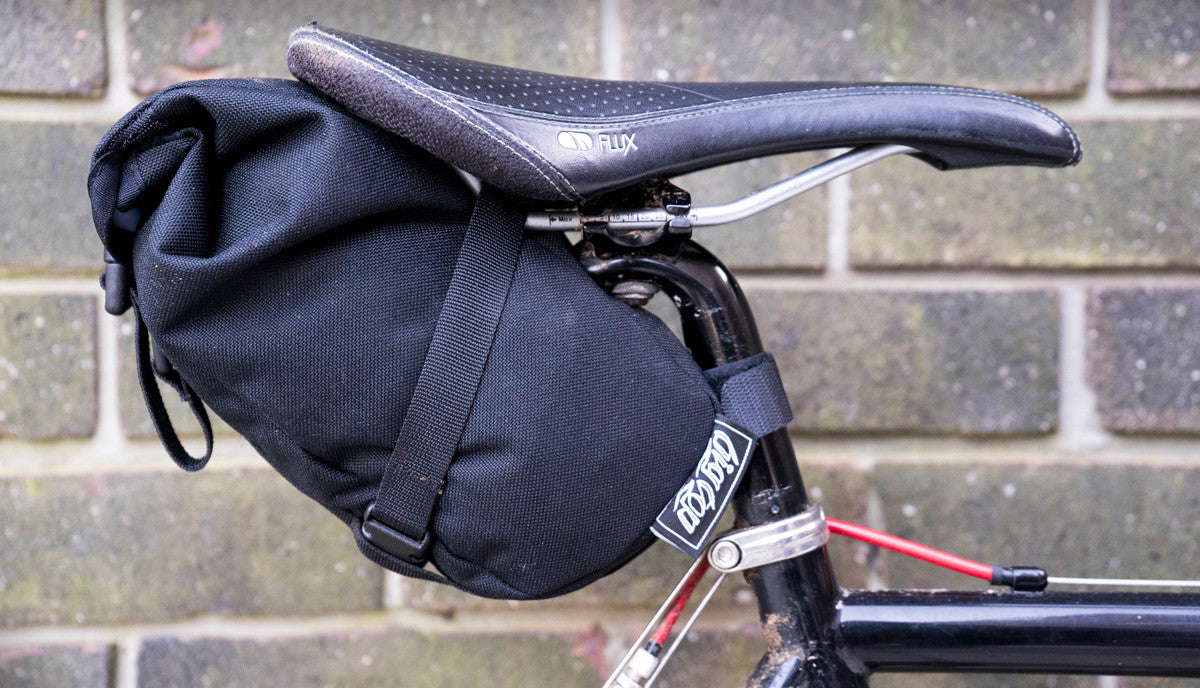 BIGxTOP Saddle Bag close