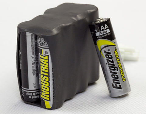 Certified Alkaline Battery Packs