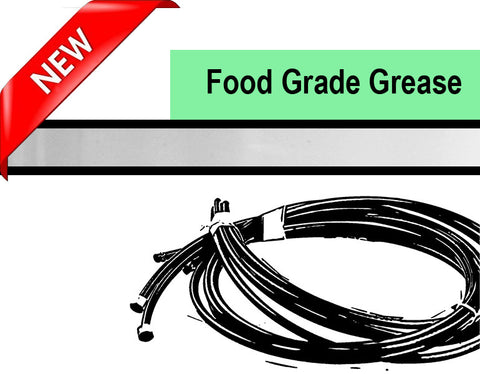 Cassida EPS: Food Grade Grease Filled Tubing