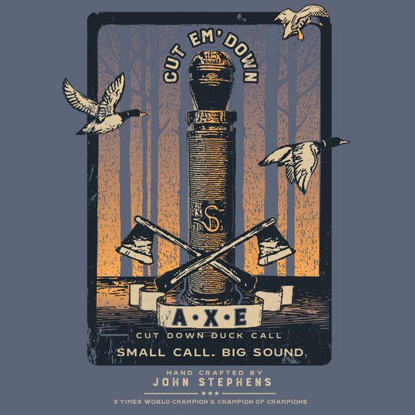 J. Stephens Calls Axe Shirt